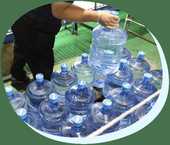 規定の水質基準をクリア